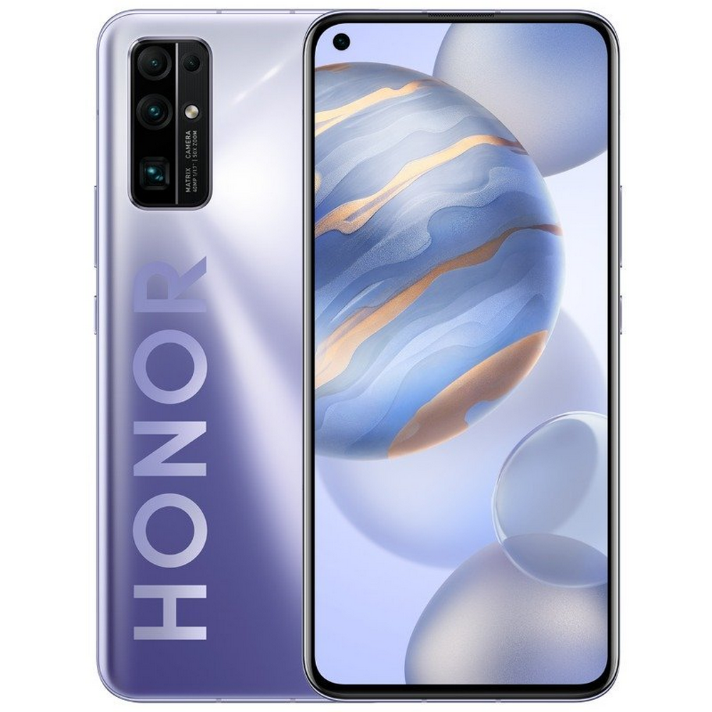 Honor 30 8/256 Gb Титановый серебристый